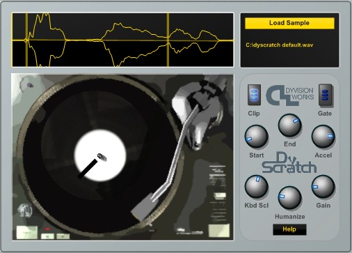 Dyscratch The Definitive Vst Scratch Plugin